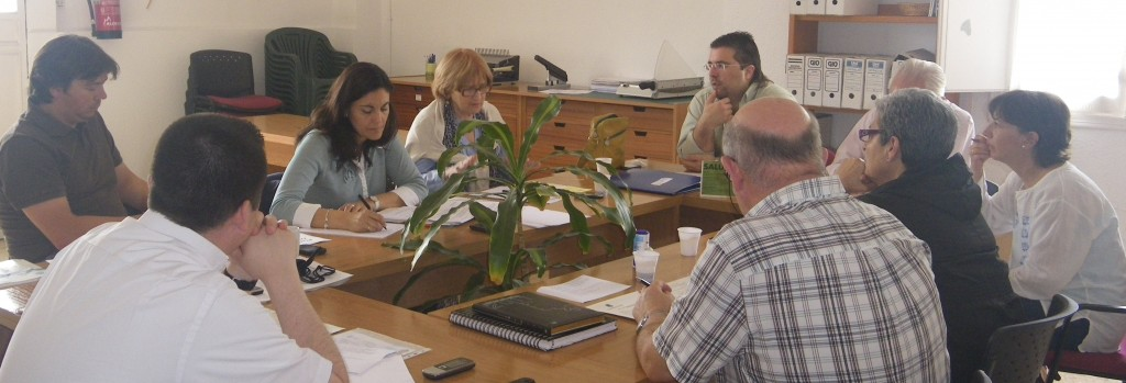 Reunión del Equipo de Pastoral