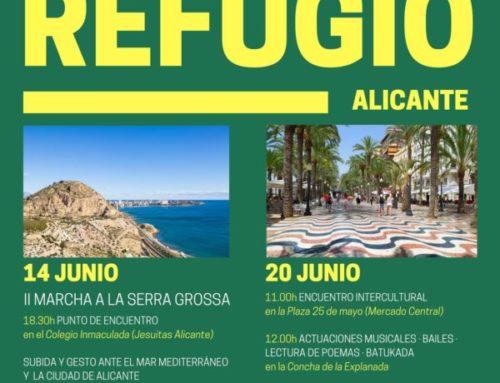 Manifiesto, Día Internacional de las Personas Refugiadas