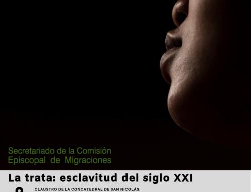 Exposición fotográfica itinerante contra la trata de personas