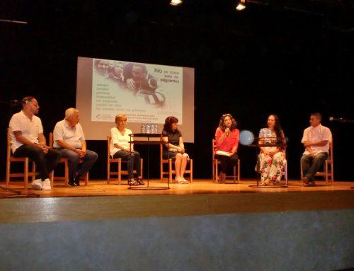 Celebración de la Jornada Mundial de las Migraciones en Villena