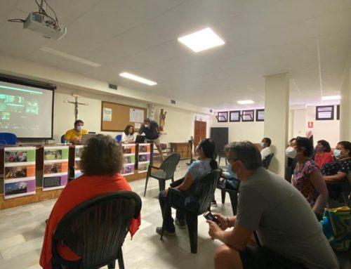 Encuentro de voluntarios y agentes de pastoral en Benidorm