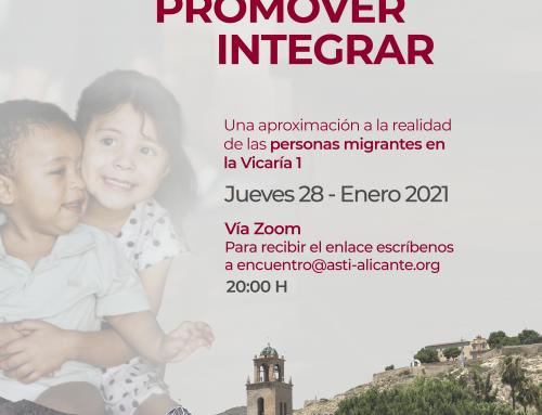Encuentro online: una aproximación a la realidad de las personas migrantes en la Vicaría 1