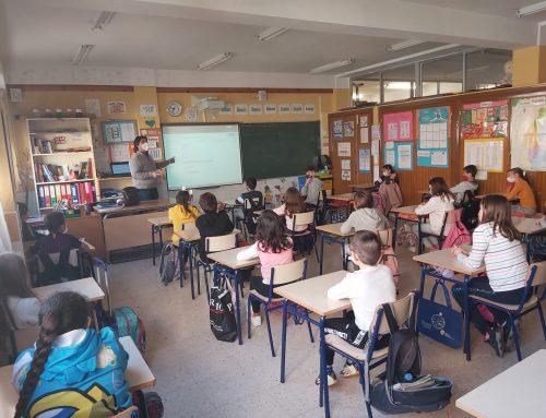 Nuestros talleres de sensibilización llegan a más de 2500 alumnos y alumnas durante el primer trimestre de 2021